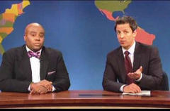 'Bless These Braying Jackasses': SNL's Senate Chaplain Barry Black Prays Away the Gov't Shutdown